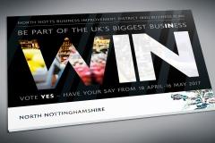 BID Business Plan brochure